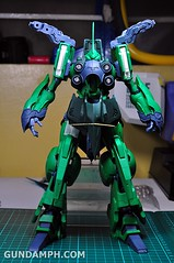 1-100 Kshatriya Neograde Version Colored Cast Resin Kit Straight Build Review (65)