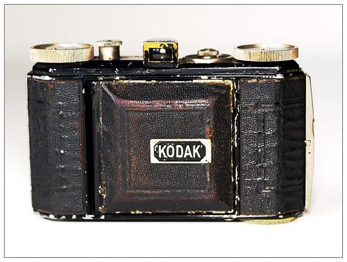 Kodak Retina type 117 - folded front