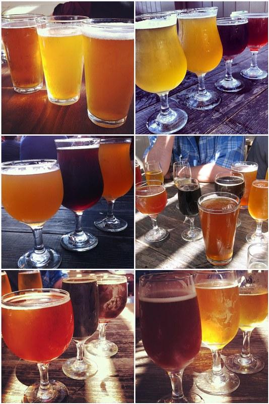 Toronado San Diego beers mosaic