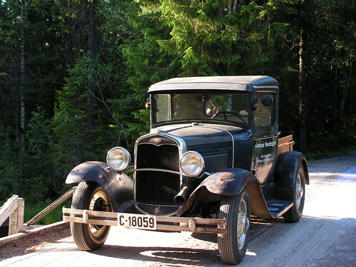 Ford Delivery