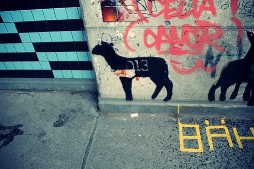 Street Art Pasage