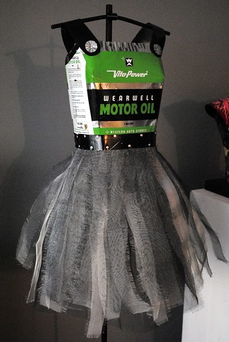 Metal Wearwell Oil Dress