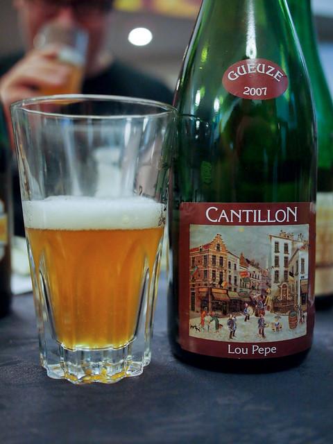 Cantillon Lou Pepe Gueuze 2007