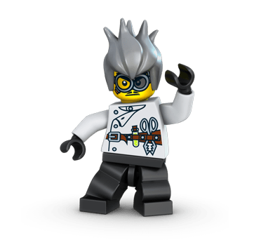 LEGO Monster Fighters The Crazy Scientist (Frankenstein)