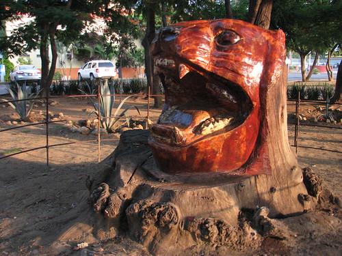 Jaguar @ Oaxaca 06.2012