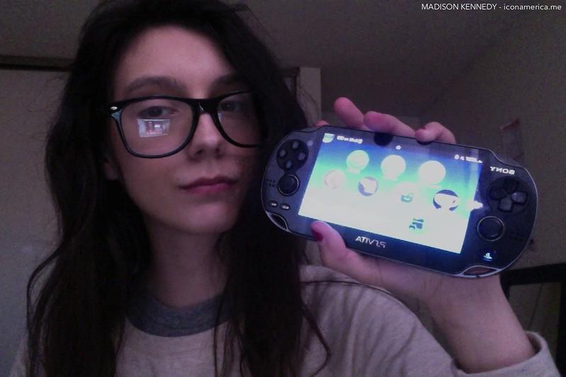 My PS Vita