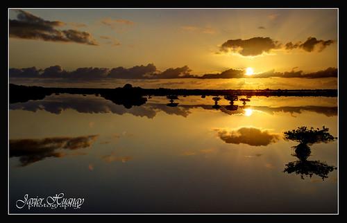 Sunrise Merritt Island HDR