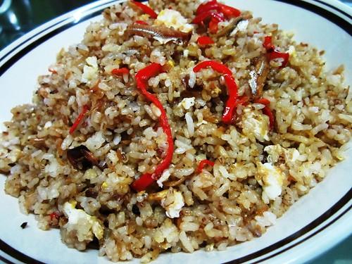 STP's kampung fried rice with bubuk 2