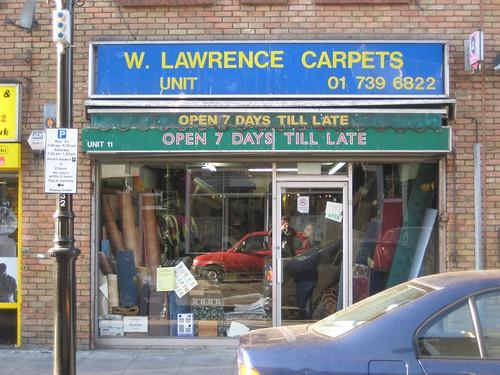 W Lawrence Carpets