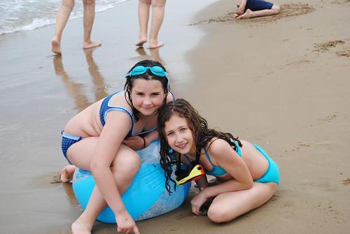 Natzarets a la platja