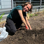 Gardener Emily