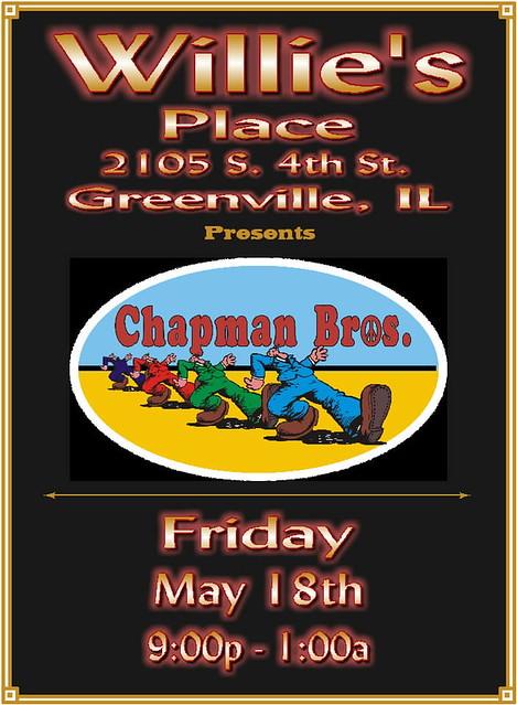 Chapman Bros 5-18-12. 9-1