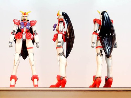Sailor Moon Gundam PH Mars1