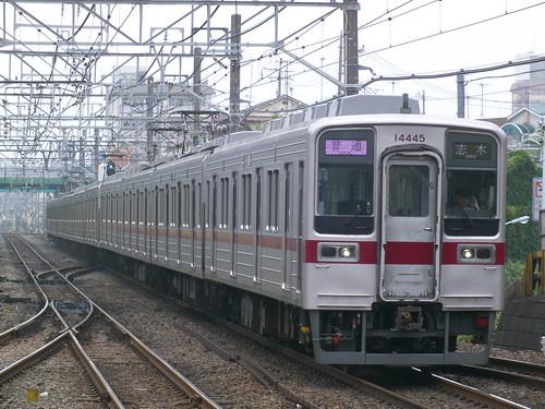 11641F=11445F @成増