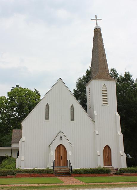 St. Paul's Episcopal Church, Lowndesboro AL