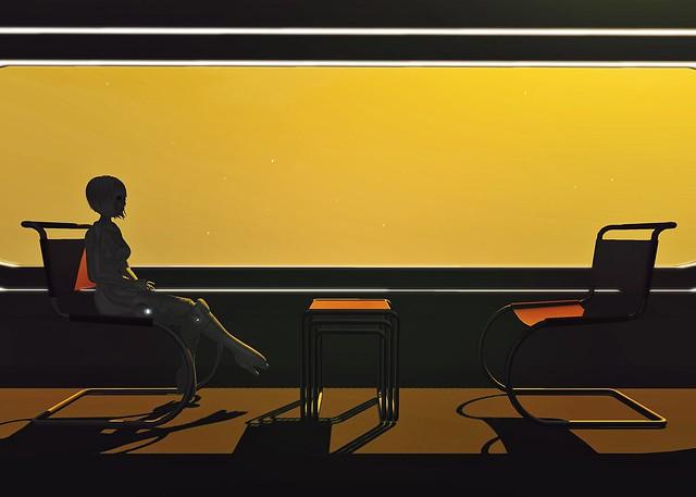 The empty seat