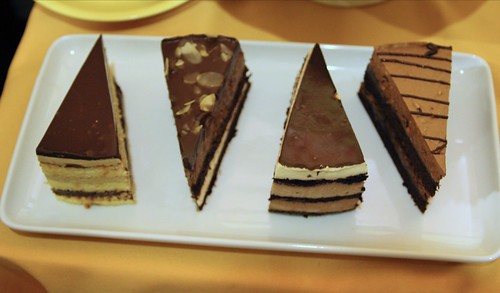 Various cakes at Lachi's - 4