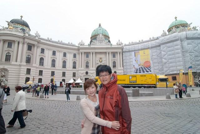 蜜月 D9 - 維也納 - 皇宮、納許市場、金色大廳 3
