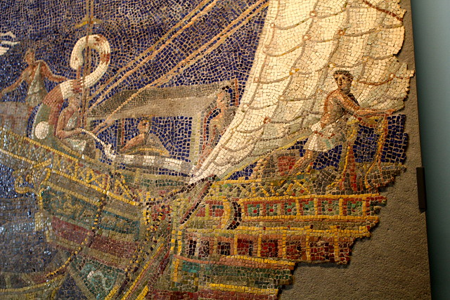 Very old mosaic