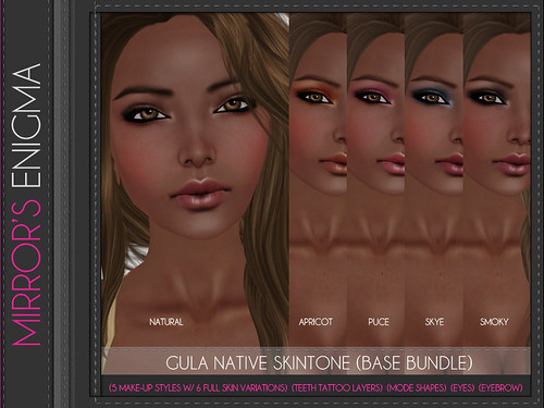 Gula Native Skintone (Base Bundle)