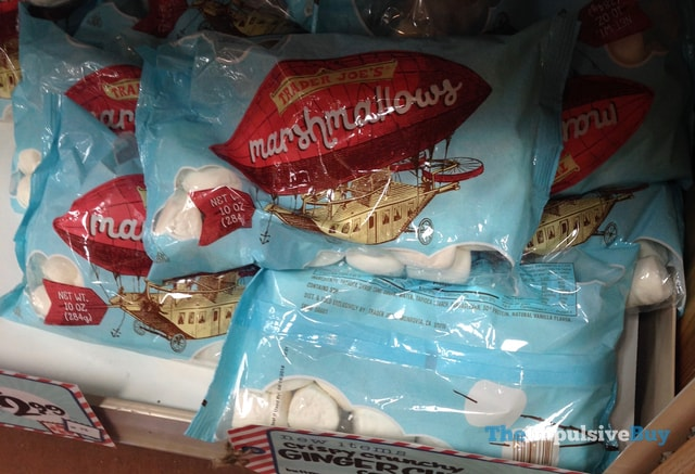 Trader Joe's Vegan Marshmallows