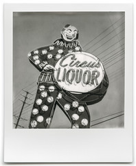 circus liquor. north hollywood, ca. 2016.