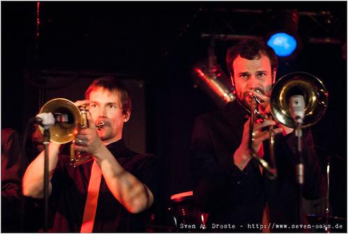 Lukas Fröhlich & Stefan Ulrich / Flo Mega & The Ruffcats