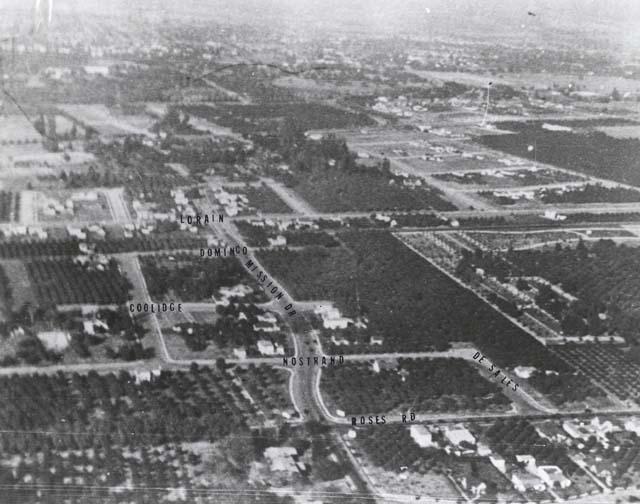 San Gabriel Ca 1928