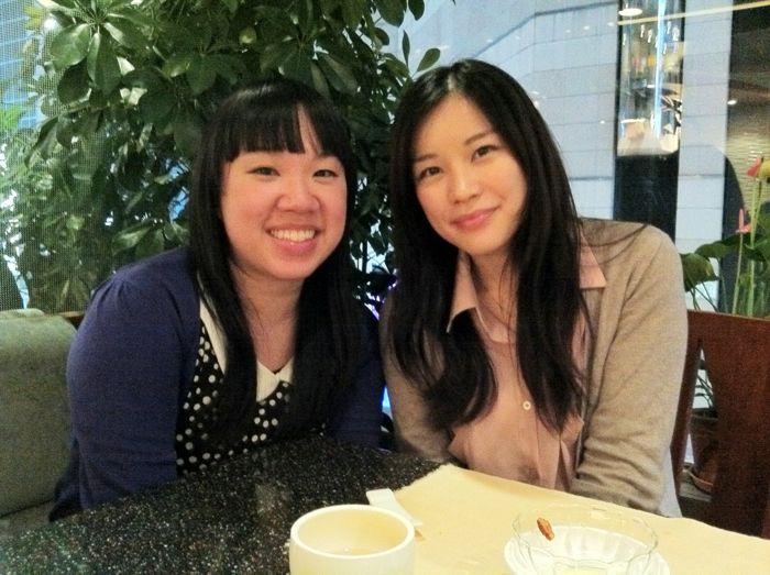 Me and Nicole