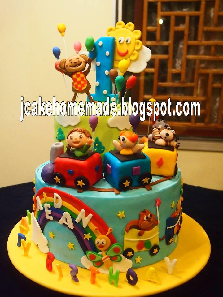 Turtle Cake Childrens Birthday