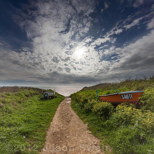 Brook Bay, Isle of Wight