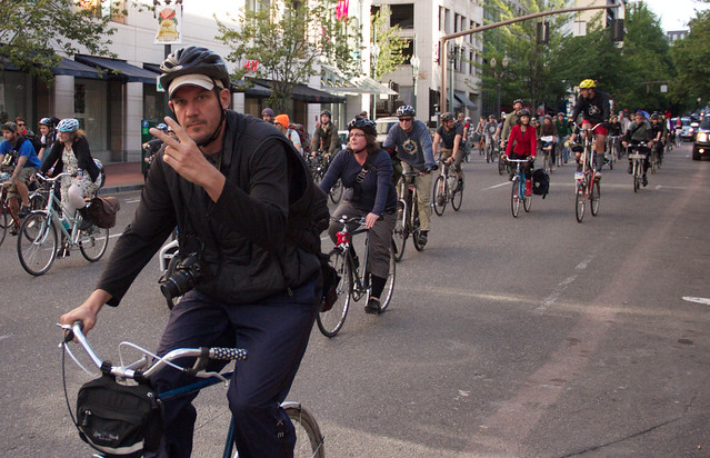 Kick-Off Ride - Pedalpalooza 2012