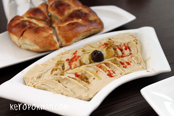 Arkadas Cafe @ Fusionopolis (Turkish Food)