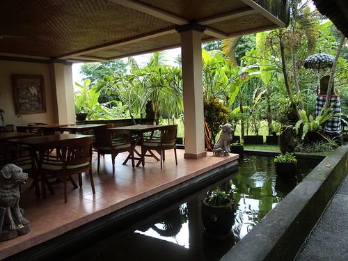 Dónde dormir y alojamiento en Ubud (Indonesia) - Jati Home Stay.