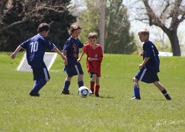 042412 Surrounded Soccer