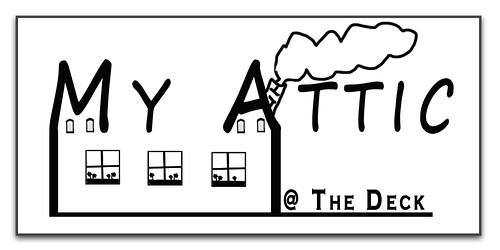 My Attic @ The Deck ad