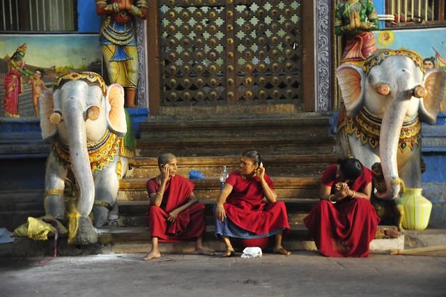 Minakshi Temple, Madurai, India