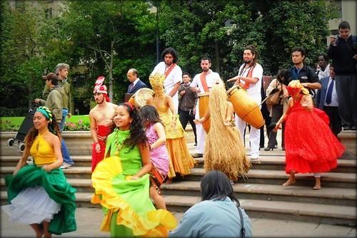 """Junto a """"Afrodescendientes en el censo 2012"""""""