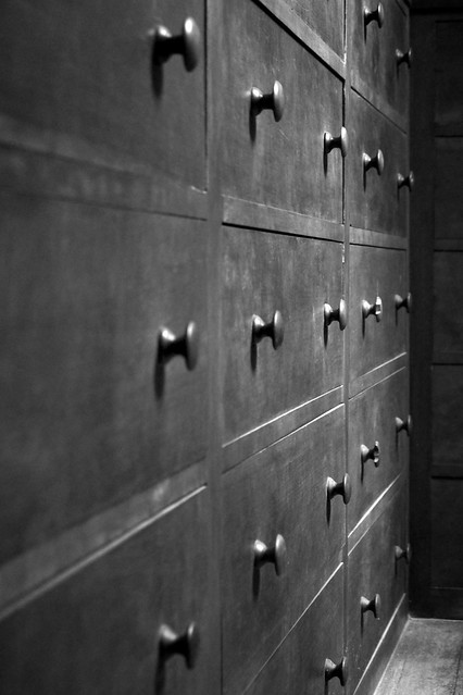 Knobs and Drawers