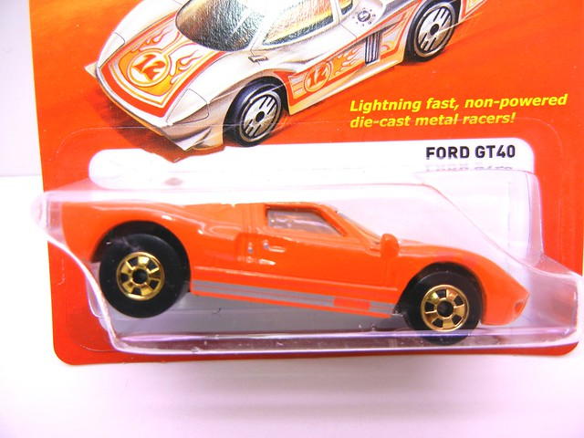 hot wheels hot ones ford gt40  (2)