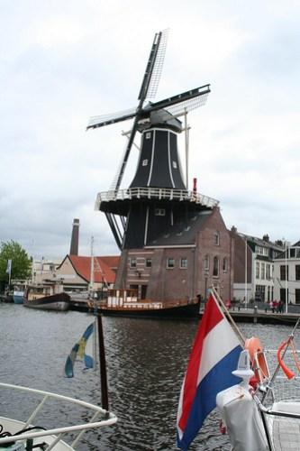 2010.07.15.117 - HAARLEM - Koudenhorn - Molen 'De Adriaan'
