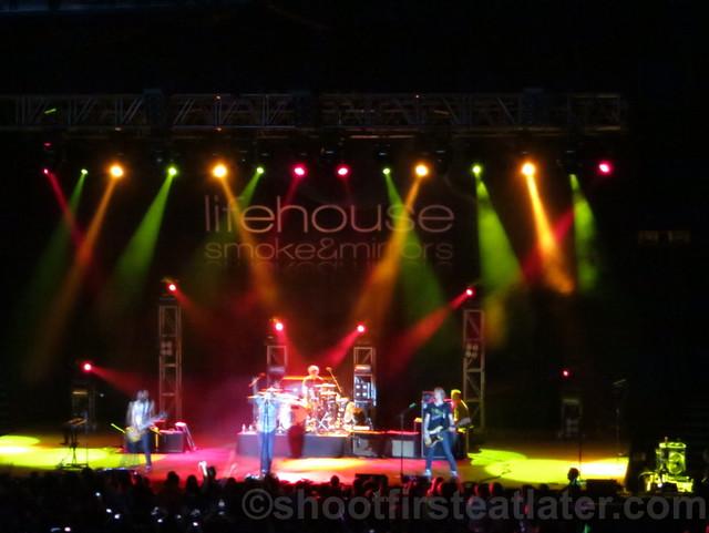 Lifehouse at the Smart Araneta Coliseum-022