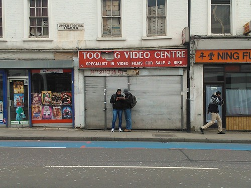 Tooting Video Centre, Upper Tooting Road