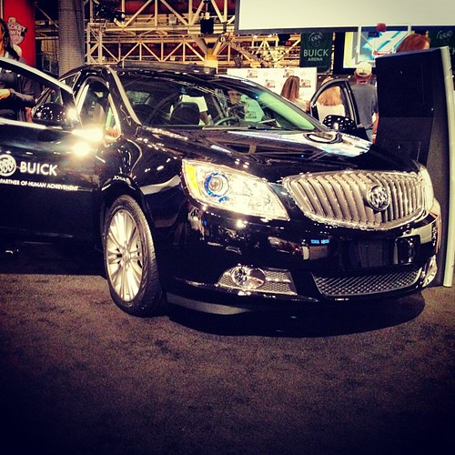 Photo: @buick is back! Great cars at #brackettown #BuickNCAA  #NOLA  #NCAA  #FinalFour
