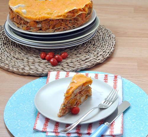 Tortilla Cake