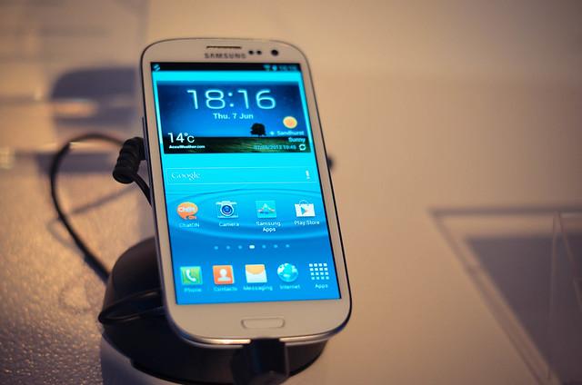 Samsung Galaxy S3 Launch-35