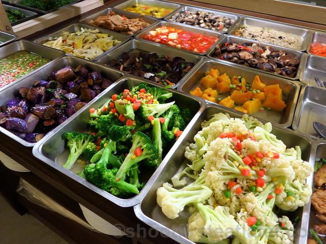 素雅屋 (vegetarian restaurant in Taimall, Taipei)-009