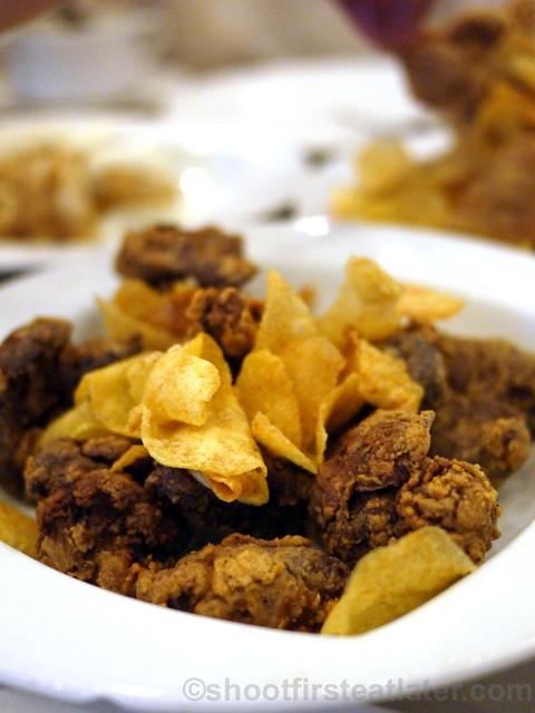 Sunburst Fried Chicken Cebu- liver P171