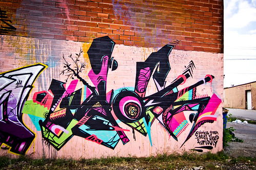 Weah | Houston Graffiti | 2nd Ward | 012 by I-SEEN-IT RubenS