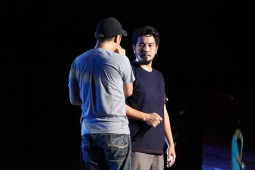 Chito and Vinci at Coke Concert ng Bayan